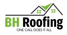 Bh roofing logo